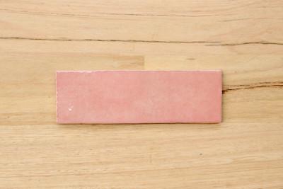 Onda Rose 200x65mm Gloss Subway Tile