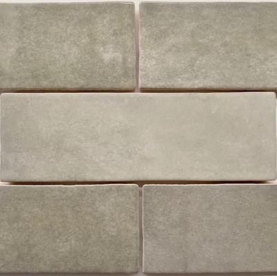 Ash Handmade Style Subway Wall Tile