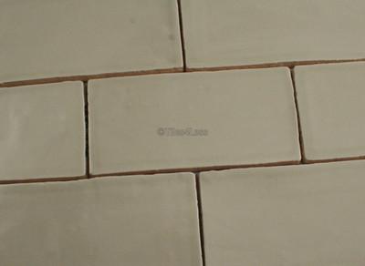 Handmade style Cyan Subway wall tile 150x75mm
