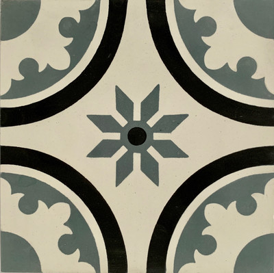Cordoba Encaustic Cement Tile - 1 tile