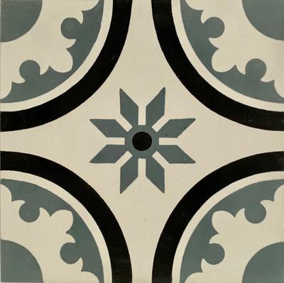 Cordoba Encaustic Cement Tile - 1 tile