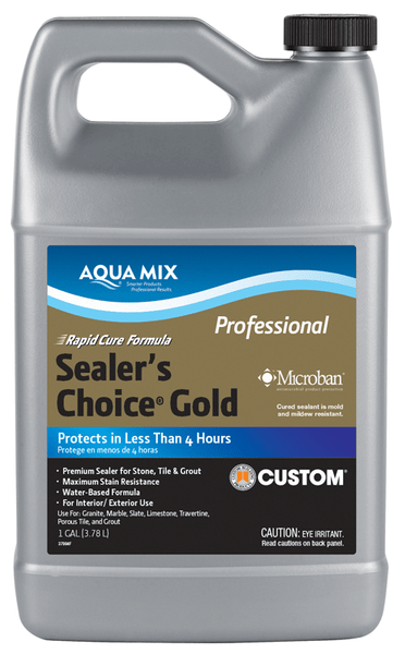 Aqua Mix Sealers Choice Gold