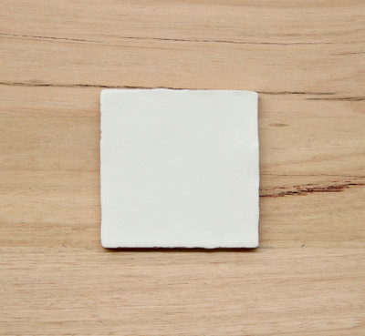 Manual Blanco 10x10cm Wall Tile