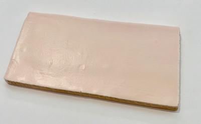 Soft Pink Matt Wall Tile 150x75mm