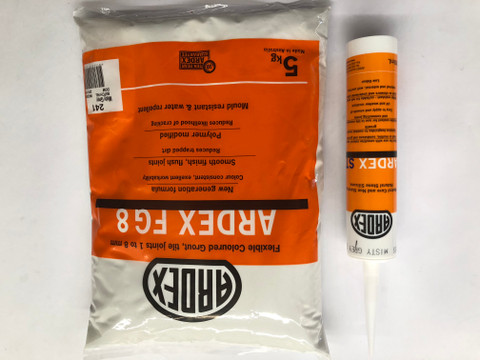 Complete your Order - Adhesive, grout and silicone