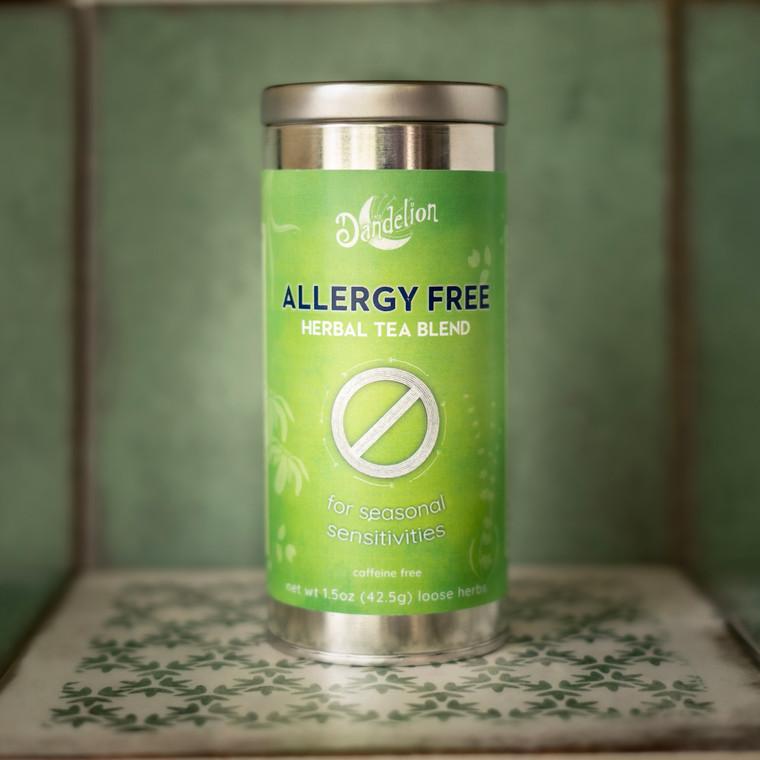 Allergy Free Herbal Blend