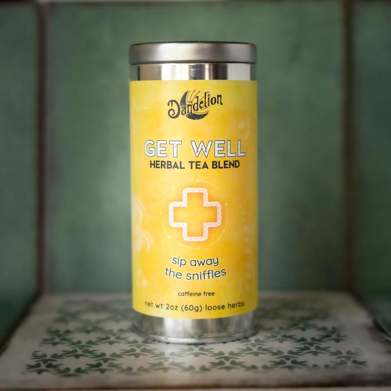 Get Well Herbal Blend