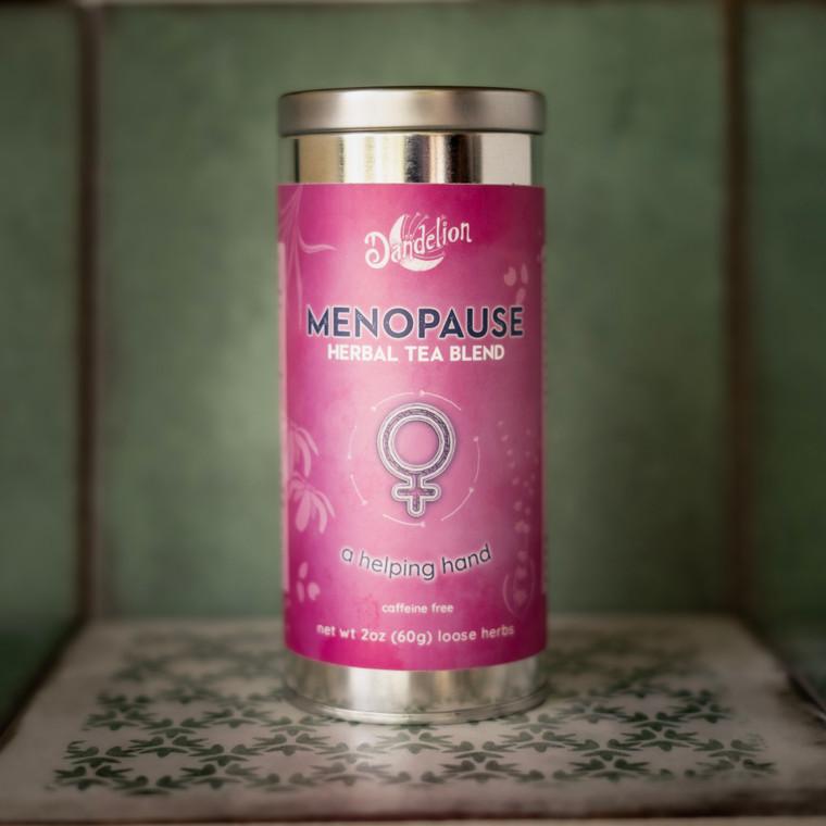 Menopause Herbal Blend