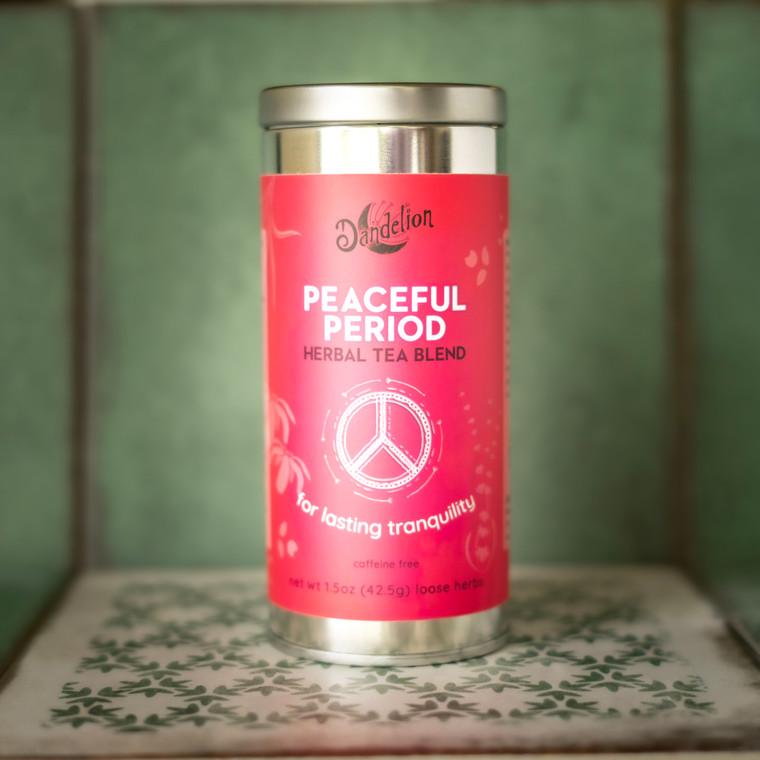 Peaceful Period Herbal Blend