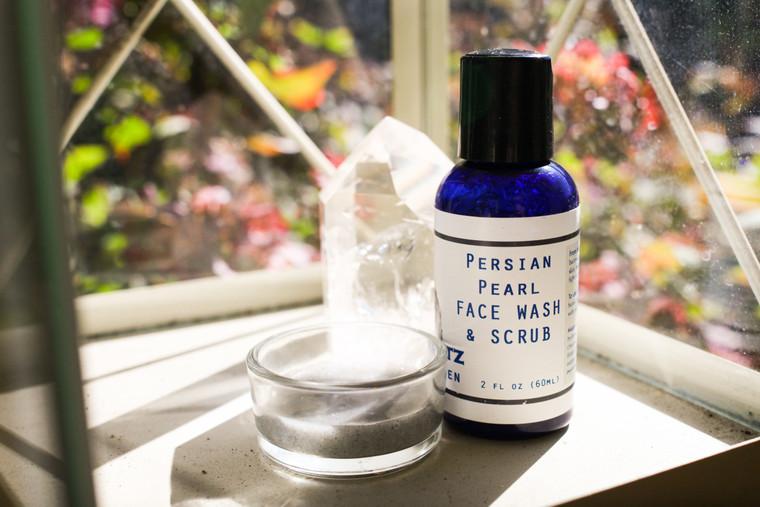 Persian Pearl Face Wash and Scrub