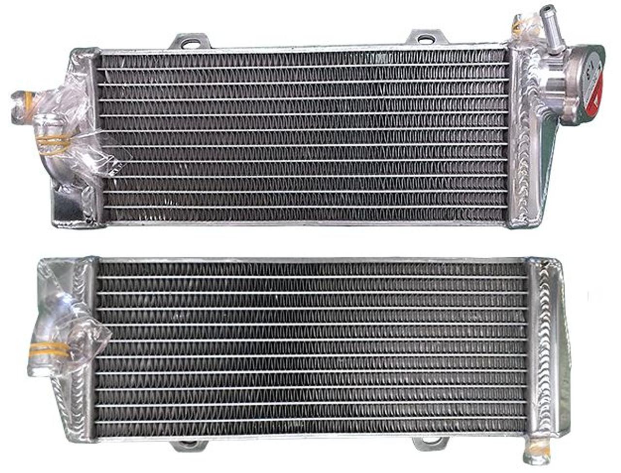 KTM 300 EXC 2009-2018 RADIATOR SETS PSYCHIC MX PARTS