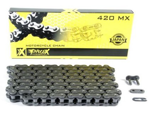KTM 65 SX 2000-2020 DRIVE CHAIN HEAVY DUTY 130 LINKS PRO X 420