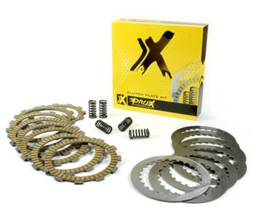YAMAHA YZ125 1998-2018 CLUTCH PLATES & SPRINGS KIT PROX