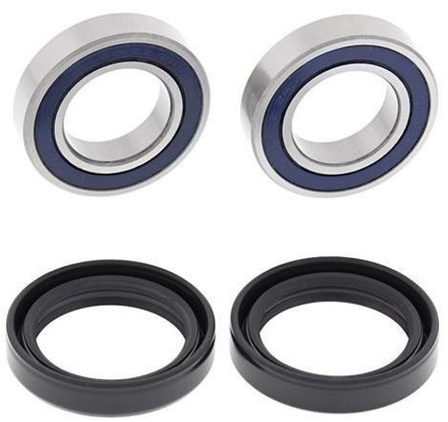 SUZUKI RMZ250 RMZ450 FRONT WHEEL BEARING & SEAL KIT 2005-2018