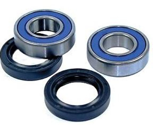 KAWASAKI KX65 2000-2021 REAR WHEEL BEARINGS & SEAL KIT PROX