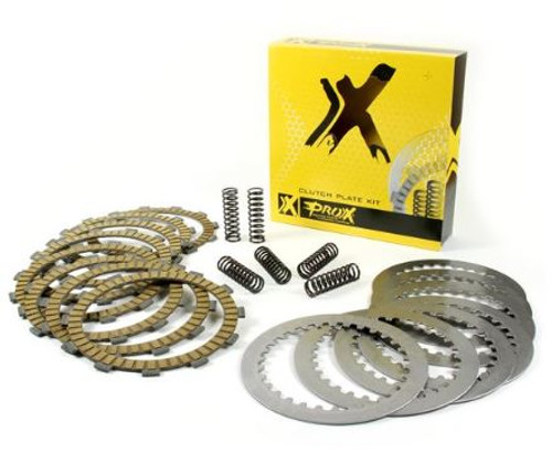 YAMAHA YZ250F 2001-2018 CLUTCH PLATES & SPRINGS KIT PROX