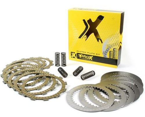 SUZUKI RMZ250 CLUTCH PLATE & SPRINGS KIT PROX PARTS 2004-2018