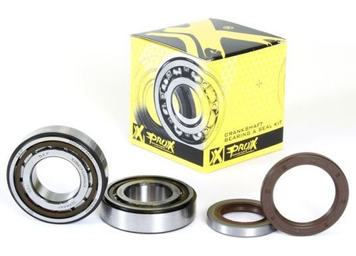 KTM 250SX-F 2013-2015 MAIN BEARINGS & CRANK SEALS KIT PROX