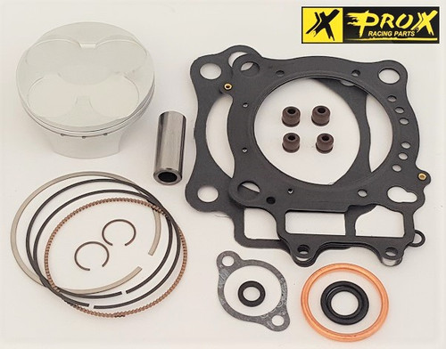 KTM 450 SX-F TOP END REBUILD PARTS PISTON GASKETS 2007-2012