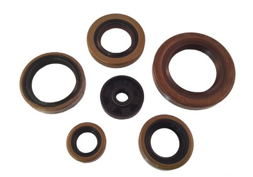 KTM 65 SX 2009-2020 ENGINE OIL SEALS KIT MXSP ENGINE PARTS