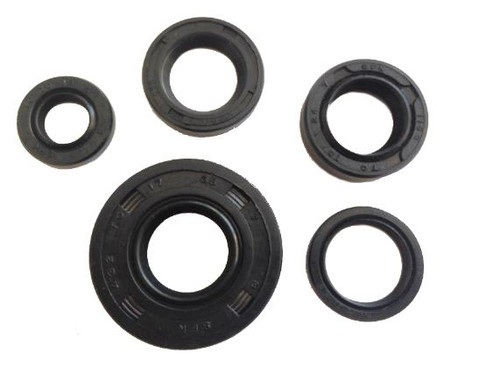 KTM 50 SX 2001-2008 ENGINE OIL SEALS KIT MXSP ENGINE PARTS