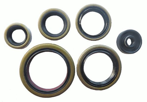 KTM 250 300 SX EXC 2004-2016 ENGINE OIL SEALS KIT MXSP PARTS