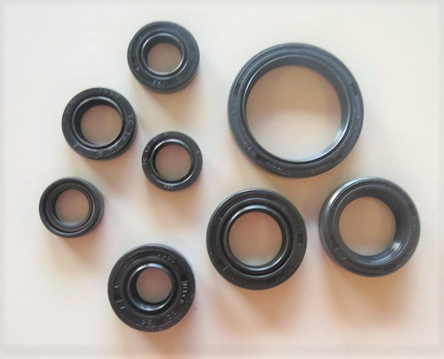 YAMAHA YZ450F 2006-2013 ENGINE OIL SEALS KIT BOTTOM END MXSP