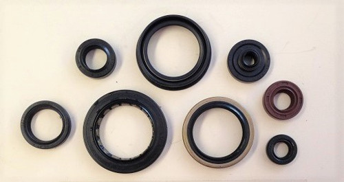 SUZUKI RMZ450 2008-2020 ENGINE OIL SEALS KIT CRANK WATER PUMP