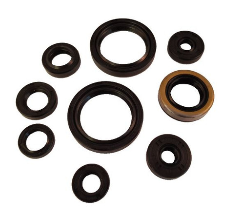 KAWASAKI KX250F 2004-2016 ENGINE OIL SEALS KIT ENGINE PARTS