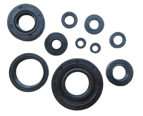 YAMAHA YZ250 2001-2018 ENGINE OIL SEALS KIT MXSP PARTS