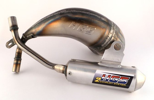 HUSQVARNA TC65 2016-2020 EXHAUST PIPE & MUFFLER SILENCER HGS
