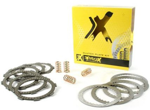 KAWASAKI KX85 2001-2019 CLUTCH PLATE & SPRINGS KIT PROX PARTS