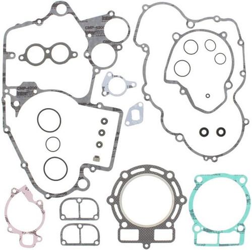 KTM 520 525 EXC SX 2000-2007 COMPLETE ENGINE GASKET SET VERTEX