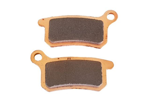 KTM 65 SX 2009-2019 REAR BRAKE PADS SINTER MXSP PARTS