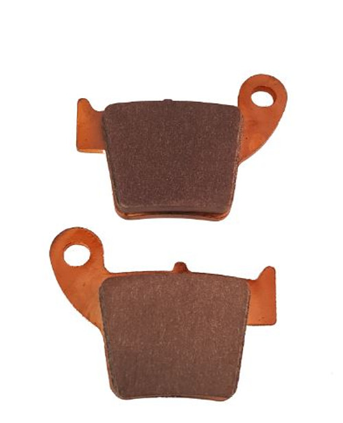 HONDA CR125R CR250R CRF150R REAR BRAKE PADS SINTER 2002-2018