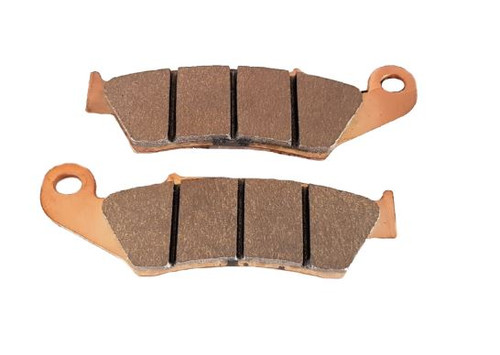 HONDA CR125 CR250 1995-2007 FRONT BRAKE PADS SINTER MXSP