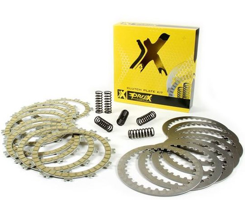 SUZUKI RM250 CLUTCH PLATE & SPRINGS KIT PROX PARTS 1998-2012