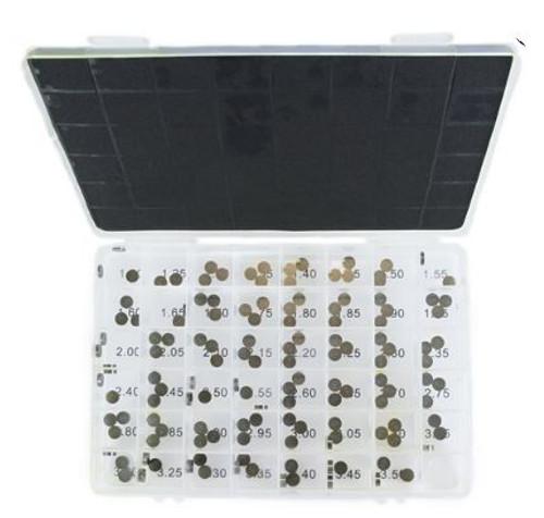 SUZUKI RMZ450 RMX450 2005-2021 VALVE SHIMS KIT 9.48mm PROX