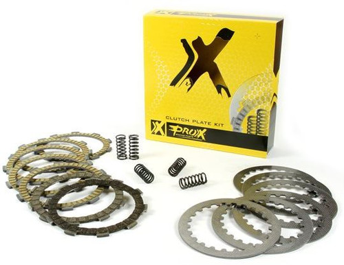 YAMAHA YZ85 2002-2018 CLUTCH PLATE & SPRINGS KIT PROX PARTS