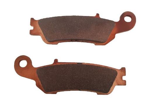 YAMAHA YZ125 2008-2021 FRONT BRAKE PADS SINTER MXSP