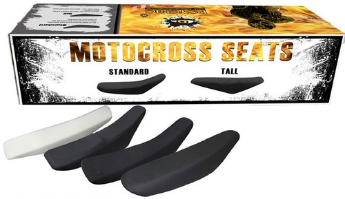 YAMAHA YZ125 2002-2014 SEAT WITH COVER PSYCHIC MX PARTS
