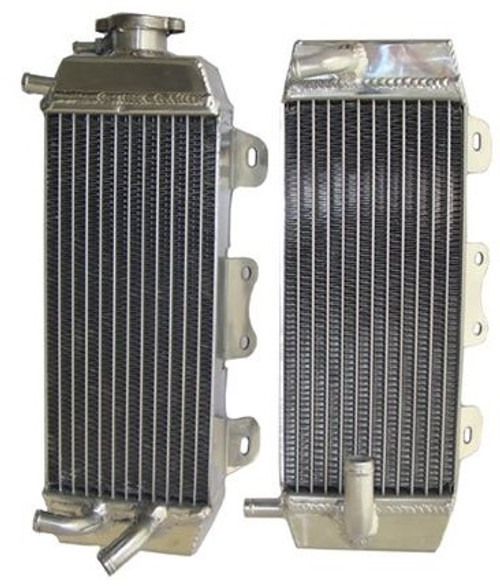 KTM 350 SX-F RADIATOR SET PSYCHIC MX PARTS 2011-2015