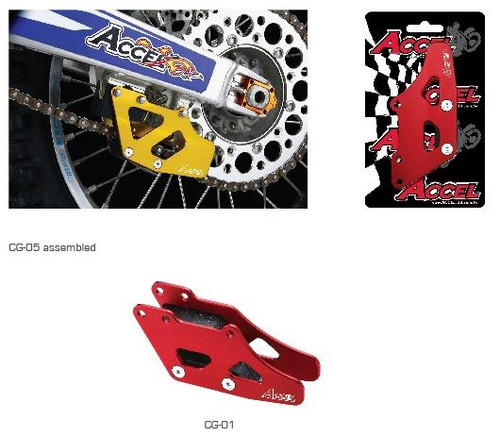 HONDA CRF250R CRF450R 2007-2016 CHAIN GUIDE ACCEL MX PARTS