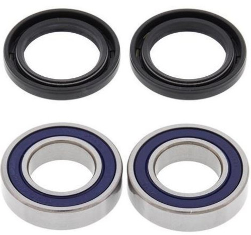 KAWASAKI KX125 KX250 1993-2008 FRONT WHEEL BEARINGS & SEALS