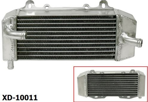 KAWASAKI KX250F 2004-2016 RADIATOR SETS PSYCHIC COOLING PARTS