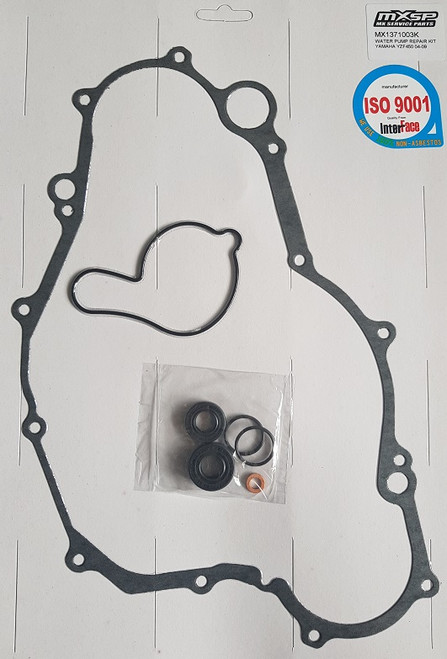 YAMAHA WR450F 2003-2006 WATER PUMP REPAIR KIT SEALS GASKET