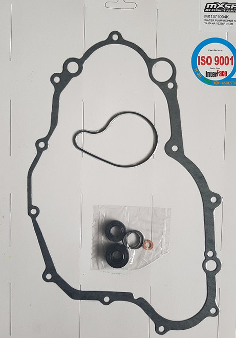 Yamaha Yz250f Engine Parts Online. Yamaha Yz250f 20012013 Water Pump Repair Kit Seals Gasket. Wiring. 2008 Yz250f Engine Diagram At Scoala.co