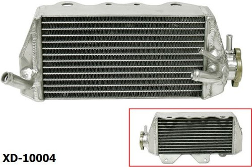 KAWASAKI KX450F 2006-2015 RADIATOR SETS PSYCHIC MX PARTS