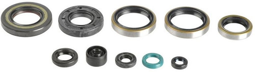 KAWASAKI KX250 1995-2004 ENGINE OIL SEAL KIT ATHENA PARTS