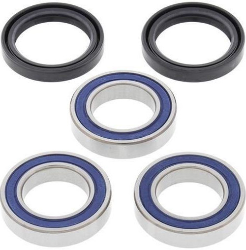 KAWASAKI KX125 KX250 2003-2008 REAR WHEEL BEARINGS & SEALS